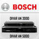 Bosch DVRs DIVAR AN 5000 and DIVAR AN 3000