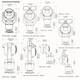 Bosch MIC 7000 IP PTZ Dimensions