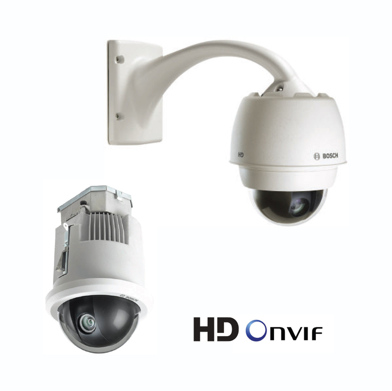 Bosch AUTODOME IP PTZ Camera Starlight 7000 HD 720p 30x on