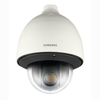 Samsung SNP-6320H 1080P HD IP PTZ Camera 32x Zoom Outdoor IP66 IK10