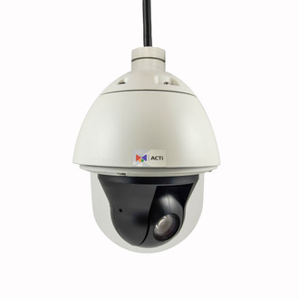 ACTi I96 PTZ Camera Clear Dome