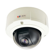 ACTI B94 1.3MP Mini PTZ Vandal Dome IP Security Camera