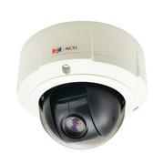 ACTi B96 Outdoor Dome Mini PTZ IP Camera 5 Megapixel