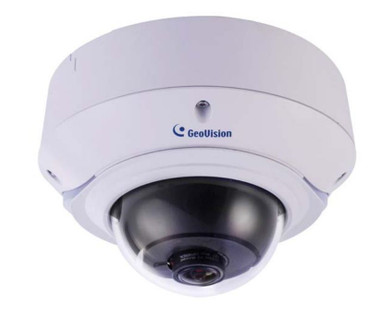 Geovision GV-VD2530 1080P Intelligent IR Vandal Dome IP Camera