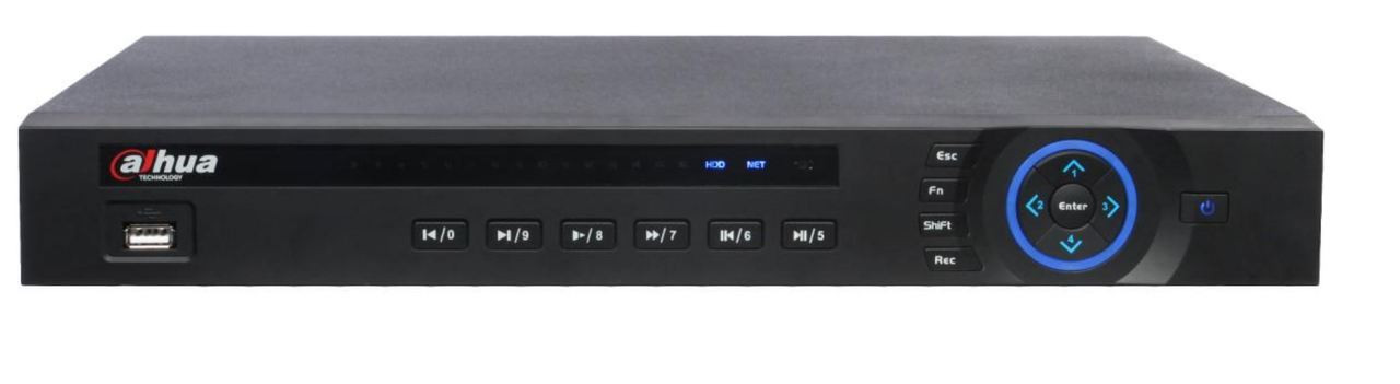 Dahua OEM HCVR5216A-V2 16 channel Hybrid DVR HD-CVI CCTV IP