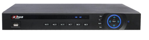 HCVR5216A-V2 16ch Hybrid Digital Video Recorder HD-CVI CCTV IP