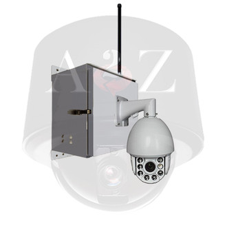 A2Z RPSC-IRPT Wireless 4G IR HD PTZ IP Camera System