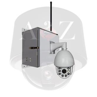 A2Z RPSC-IRPT Wireless 4G IR HD PTZ IP Camera System