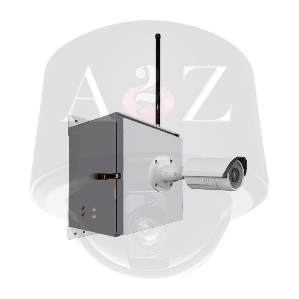 A2Z RPSC Wireless WiFi 4G IR HD Security Camera Systems
