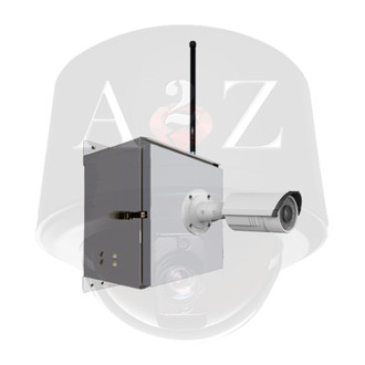 A2Z RPSC-IRFB Wireless IR Camera System AC/Battery Power