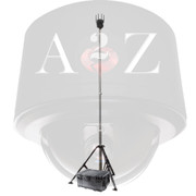 A2Z Rapid Tactical Wireless PTZ Camera Systems w/Tripod & Pnuematic Mast RWC-PT