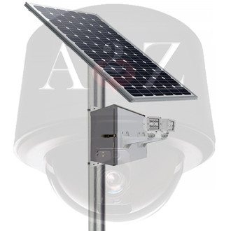 A2Z Solar Power Dual LED Flood Light System SLS-DF90
