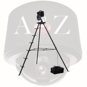 A2Z RWC Portable Tripod Remote Wireless 4G IR PTZ Camera System