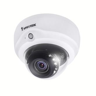 Vivotek FD816B-HT 2MP IR Dome IP Camera P-Iris