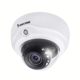 Vivotek FD9171-HT 3MP H.265 P-Iris IR Dome IP Camera