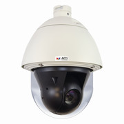 ACTi I910 4MP 33x PTZ IP Camera Speed Dome