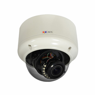 ACTi A82 IR Vandal Dome IP Camera 5MP H.265