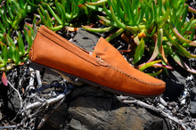 These are the most comfortable moccasins ever developed. Super soft 'Nobuk' leather and with soles designed to mimic the soles of the feet as if they were bare. Wear them for a jog, in the gym and straight into a social event. Practical and stylish all in one.