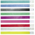 WRISTBANDS - ALL COLOURS AND TYPES