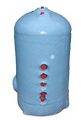 "400 (16"") x 350 (14"") 6 Gallon Twin Coil Marine Calorifier"