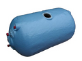"825 (33"") x 350 (14"") 14 Gallon Single Coil Marine Calorifier (horizontal)"