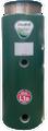 "Gledhill 1800 (72"") x 450 (18"") Indirect Combination Cylinder"