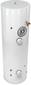 250 Litre Silver Range Twin Coil Hot Water Cylinder