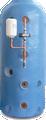 "210L 1500 (60"") x 450 (18"") Indirect Sealed System Boiler (SSB) Solar Thermal Store Cylinder"