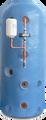 "300L 1800 (72"") x 500 (20"") Indirect Sealed System Boiler (SSB) Solar Thermal Store Cylinder"