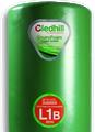 "Gledhill 1050 (42"") x 400 (16"") Twin Coil Solar Cylinder (Sunspeed)"