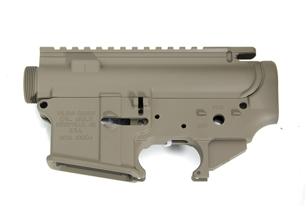 Wilson Combat Forged Receivers FDE