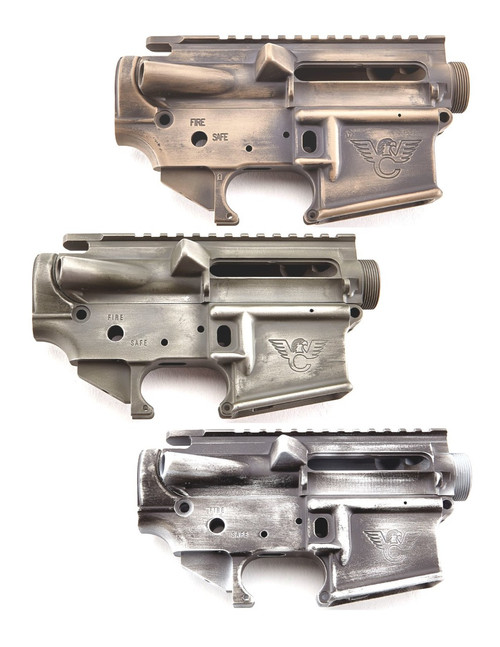 Wilson Combat Tuff Forged Matched Receivers