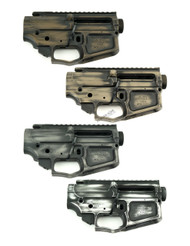 Wilson Combat Tuff Matched Billet Receivers
