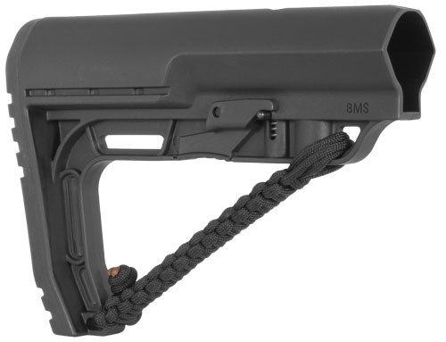 MFT Battlelink Stock with Paracord (Commercial) - Right