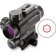 Burris 1x20 Sight (Ballistic QC-1X Reticle)