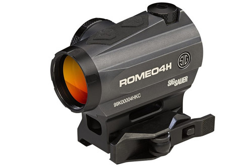 Sig Romeo 4H Red Dot (Circleplex Reticle)