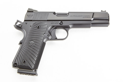 Wilson Ultra Light Carry - Black Edition 1911 (9mm)