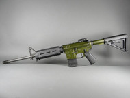 TALO Green Anodized Colt 6920 Rifle