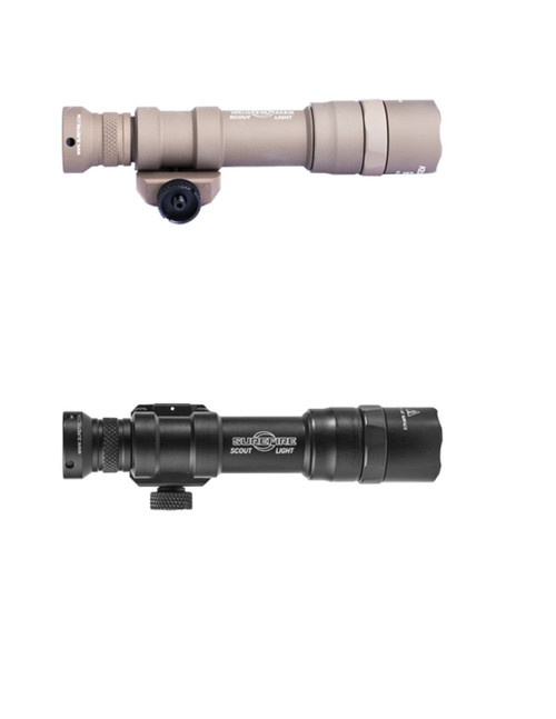 Surefire Dual Fuel M600DF Scout Lights