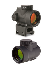 Trijicon Miniature Rifle Optic (Green Dot)