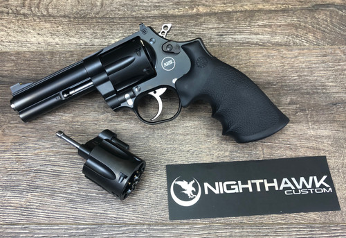 Korth NightHawk Mongoose & 9mm cyclinder - Actual pic of revolver