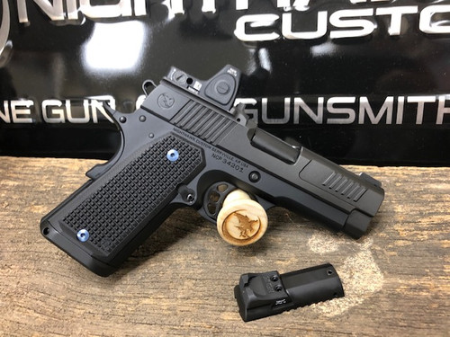 NightHawk Counselor IOS 9mm Carry Pistol