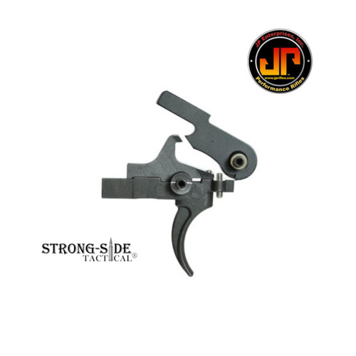 JP Enterprises EZ Trigger Adjustable Pull Weight and Geometry