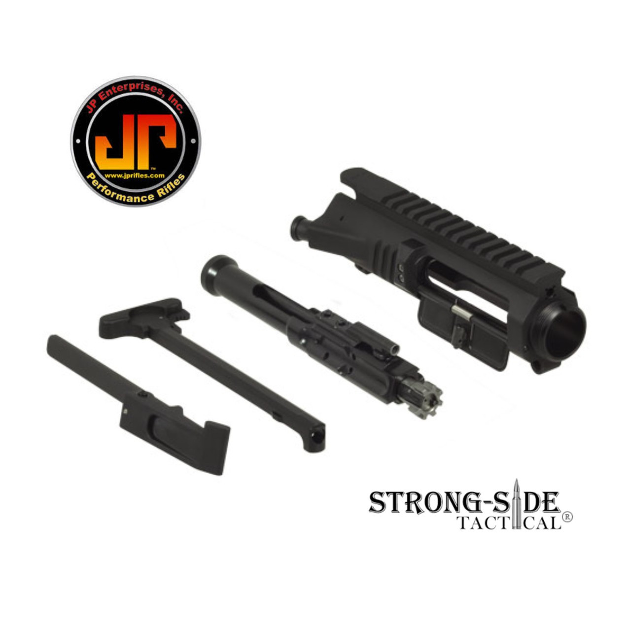 JP AR15 Dual Charge Upper Kit (Low Mass)