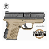 Springfield XDS 9mm (FDE Frame)