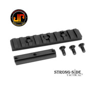"JP Enterprises Accessory Rail 4"" Includes Backer Plate"