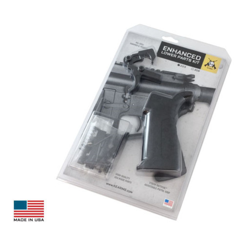 KE Arms Lower Parts Kit Complete Enhanced LPK Enhanced grip and trigger guard