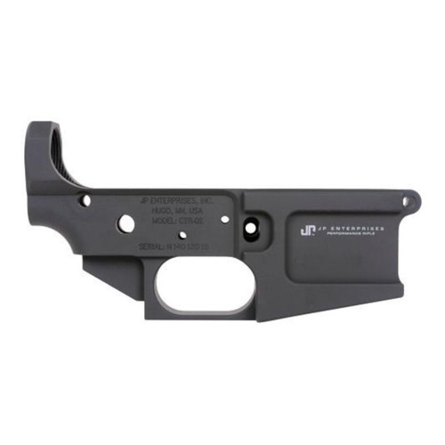 JP CTR-02 Billet Lower Receiver Stripped AR15 Lower Receiver