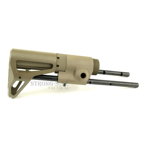 Maxim Defense CQB Stock Heavy Buffer - Flat Dark Earth Cerakote
