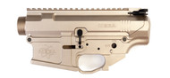 Mega Arms - Maten .308 AMBI Billet Receiver Set - Nickel Boron